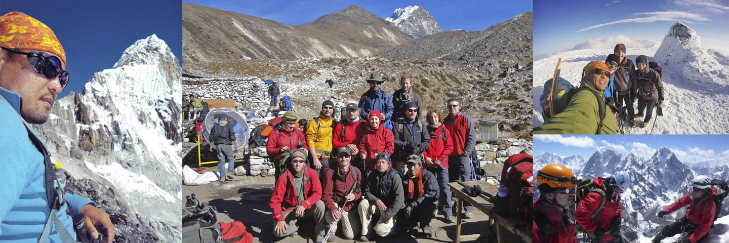 Abhi leads in various location among the Himalaya
